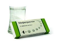 Медикаментозное прерывание беременности препараты